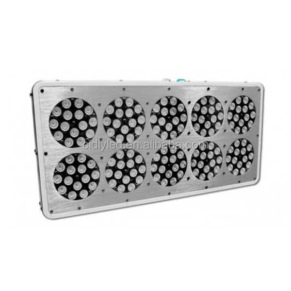 High efficiency 150x3 watt for hydroponic grow box cabinet 50000 hours lifetime Cidly led grow light