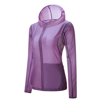 OEM Anti UV Women Sun protection clothing