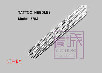 50 Pack Pre-made Sterile Tattoo Needles On Bar/curve Tattoo ...