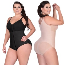 Plus Size Mulheres Bodysuit Shaper Do <span class=keywords><strong>Corpo</strong></span> Barriga Slimming Do <span class=keywords><strong>Corpo</strong></span>