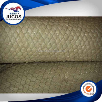 Silica aerogel mineral rockwool insulation blanket for building insulation and linings