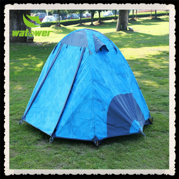 New design probale solar hexagon tent with tent bundle