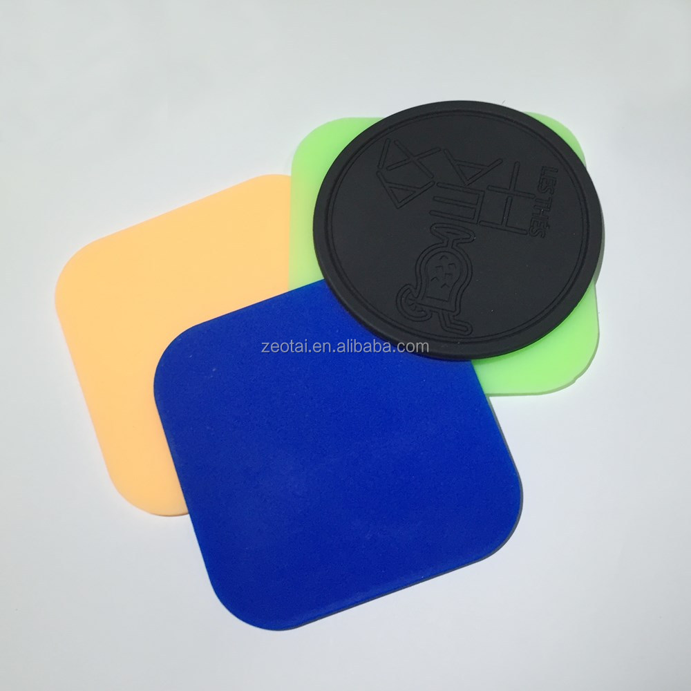 china manufacturer glow in the dark table mat silicone table pad/placemat table dish mat/ placemats