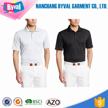 T Shirt Polo Blank Golf Tennis Shirts Design Custom Mens Collar Polyester Wholesale