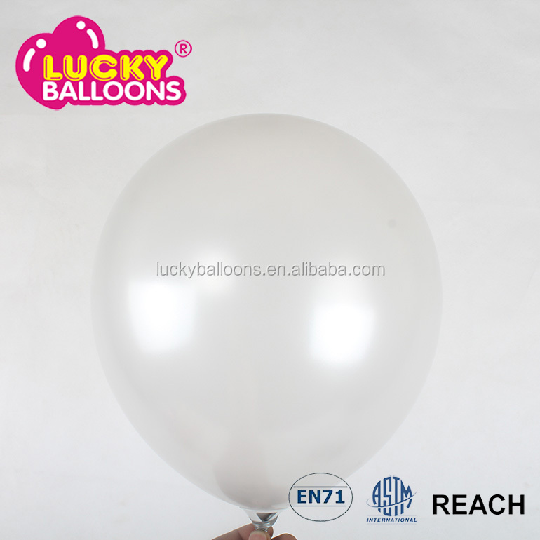 Party Balloons 9 inch Color Round Latex Balloons