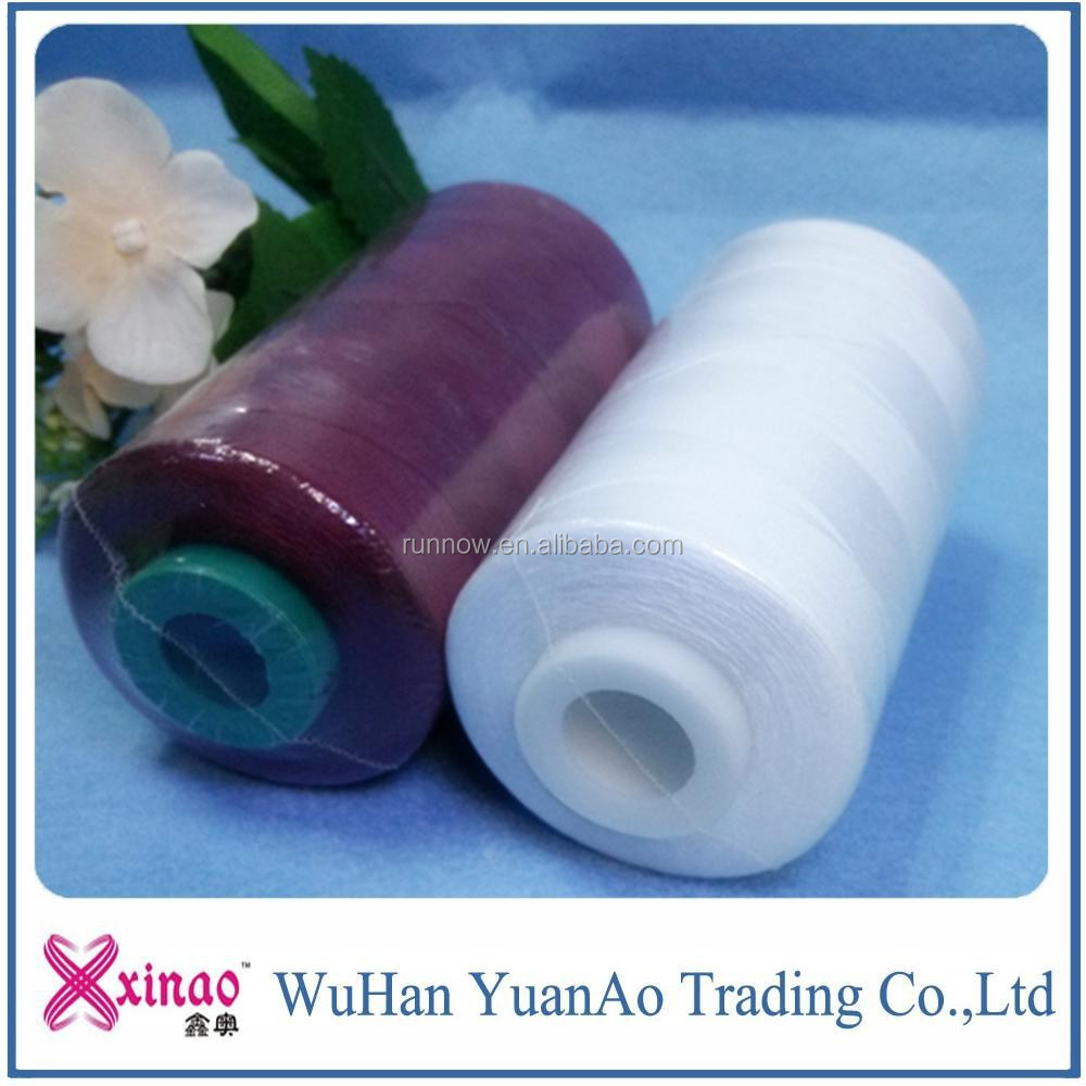 Free Sample 40/2 Polyester 100 Spun Sewing Thread From China Suppliers