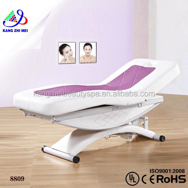 Hydraulic Facial Bed/beauty chair/massage table (KM-8809)