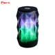New Arrival Portable Stereo Flashing Led Light V4.2 Wireless Flowerpot Bluetooth Speaker With FM Mode, TF card, handsfree call