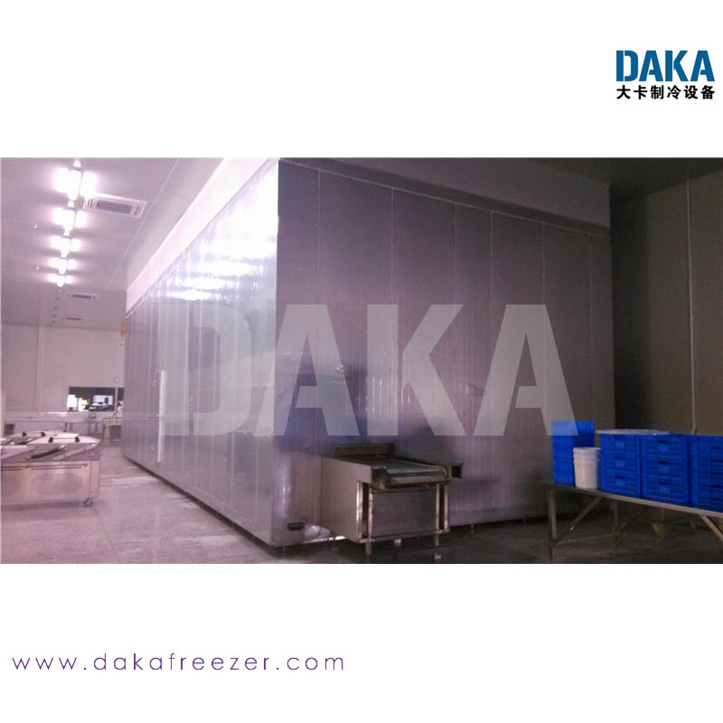 Cool room panel air Controlling Cold Storage Room For Vegetable