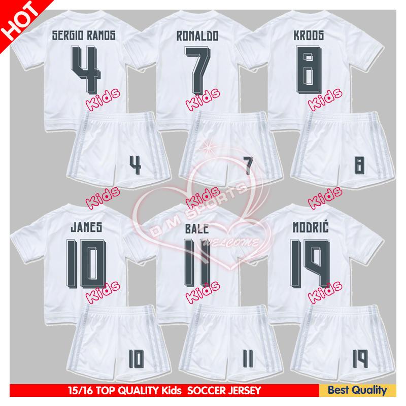 quality design 25b5d 40f20 james rodriguez youth soccer jersey | PT. Sadya Balawan