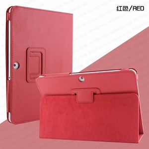 For Samsung Galaxy Tab 2 10.1 inch GT-P5100 P5110 P5113 Tablet Case Leather PU Stand Folio Put Stylus Pen Protective Skin Cover