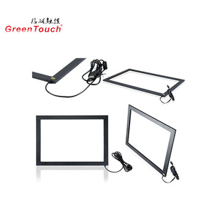 15,17,19,21.5 inch IR Touch Panel overlay with android ,linux