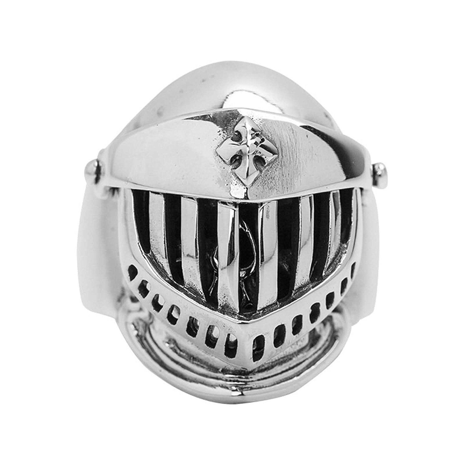 Bishilin Mens Ring Sterling Silver Eagle Anniversary Partner Ring Silver Size 13