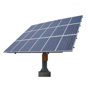 5kw dual axis tracker solar