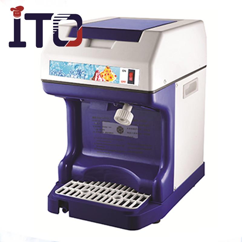 Zware elektrische ce-goedkeuring comercial ice scheerapparaat machine geschoren ijs machine voor verkoop