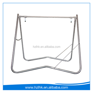 Direct factory aluminium sign temporary swing stand