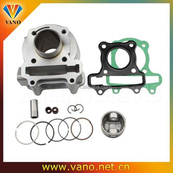 52 7mm Aluminum Big Bore Kit Gy6 50cc Engine Cylinder Set For Scooter - Buy  Cylinder Set,Cylinder Kit,Gy6 50cc Product on Alibaba com
