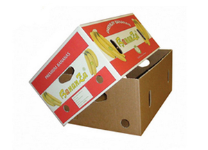 Folding Fruit Banana Recycle Corrugated Carton Box Manufacturers