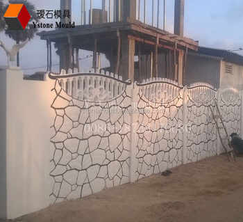 precast forms concrete fence mould in Kenya, View concrete fence mold,  Ystone Product Details from Zhengzhou Ystone Construction Materials Co ,  Ltd
