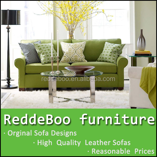 Green Leather Sofa, Green Leather Sofa Suppliers And Manufacturers