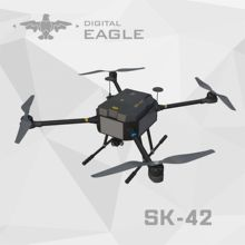 Digitale Eagle Vier Rotor Antenne Drone UAV met HD Camera en Gooien <span class=keywords><strong>Systeem</strong></span> SK-42