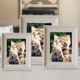 photo frames 4x6'' wood picture frame for happy times photo frame