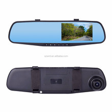 "2017 HD car dvr video recorder car camera video for 2.8"" rear view mirror"