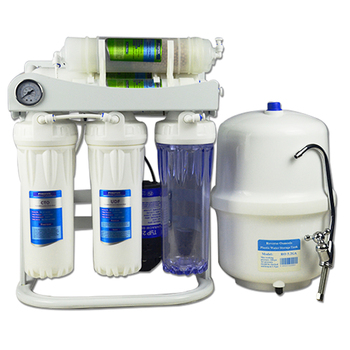 Factory prices 6 stage reverse osmosis water system with alkaline