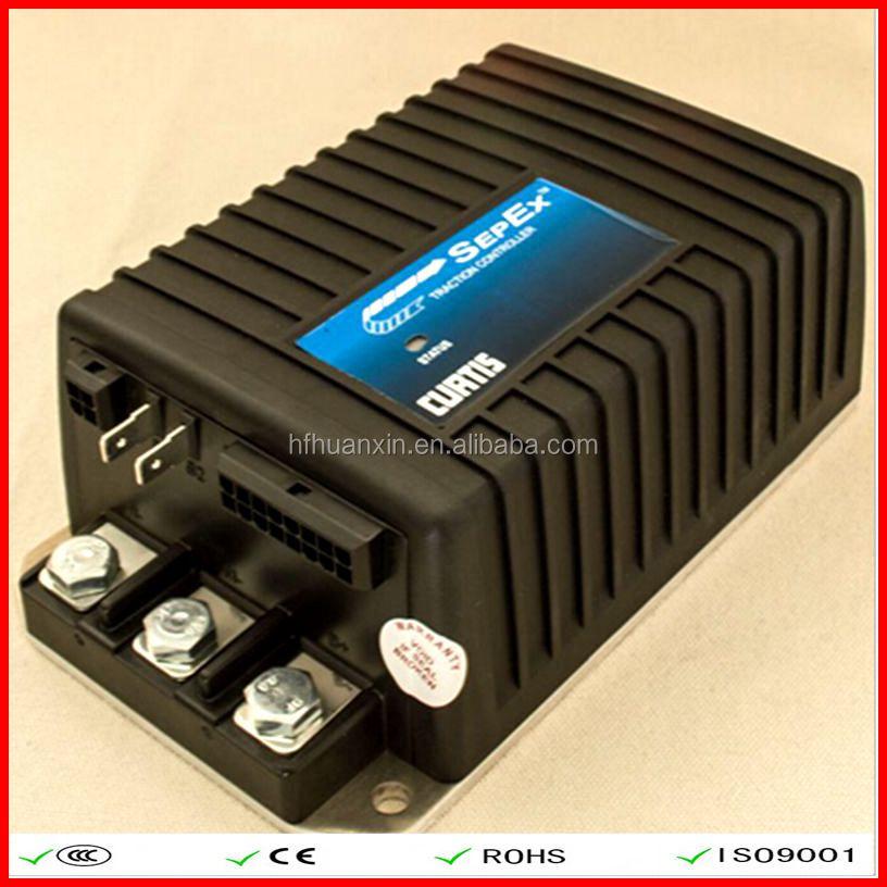 Echte curtis pmc 1243 4320 24 v 36 v 300a dc sepex motor for Curtis dc motor controller 1243
