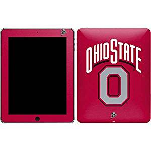 Ohio State University iPad Skin - OSU Ohio State O Vinyl Decal Skin For Your iPad