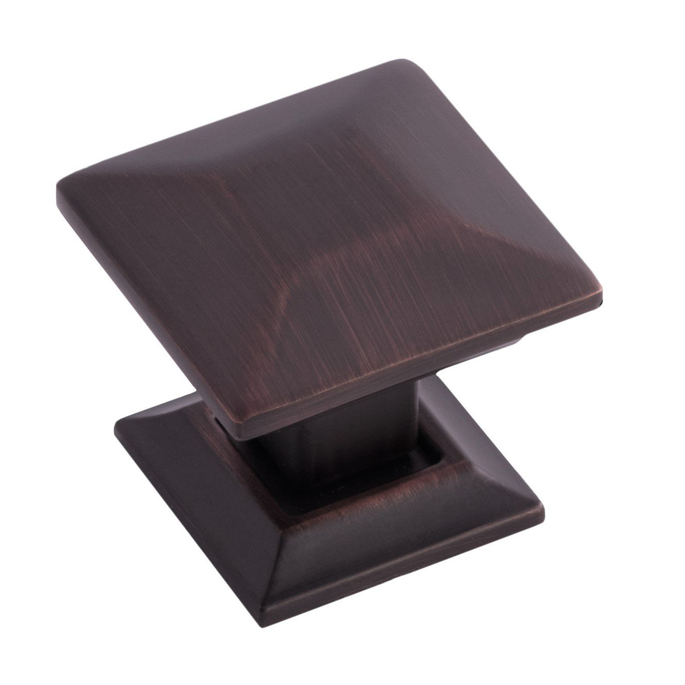 Buy Southern Hills Oil Rubbed Bronze Square Cabinet Knobs
