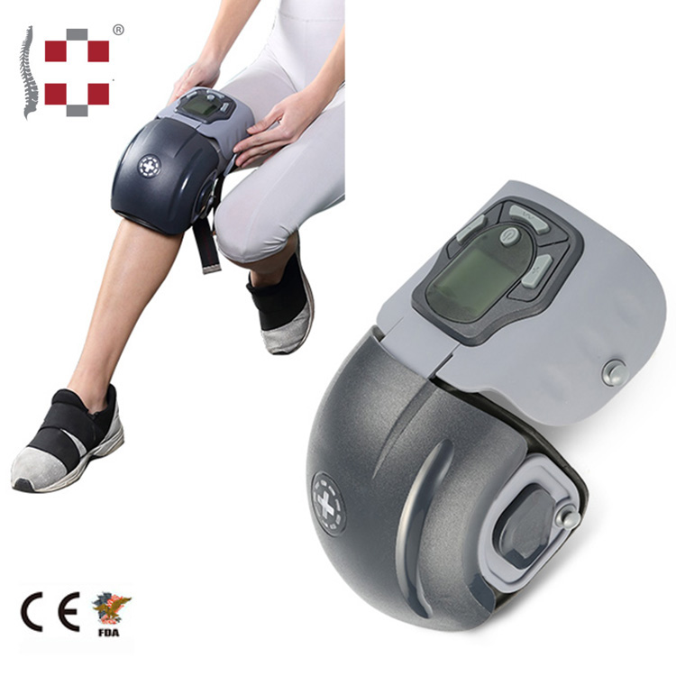 Electric Heat Vibration Massage Knee Elbow <strong>Shoulder</strong> Wrap Magnetic Recovery Therapy for Arthritis Pain Relief