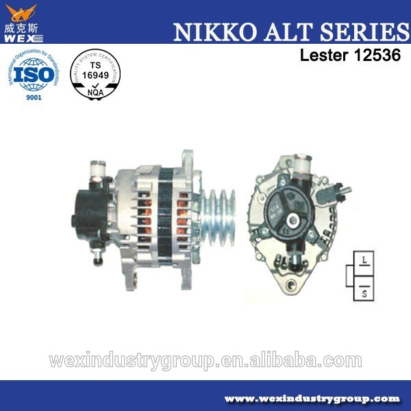 Pleasant Nikko Alternator 24V Wiring Diagram Somurich Com Wiring Digital Resources Funapmognl