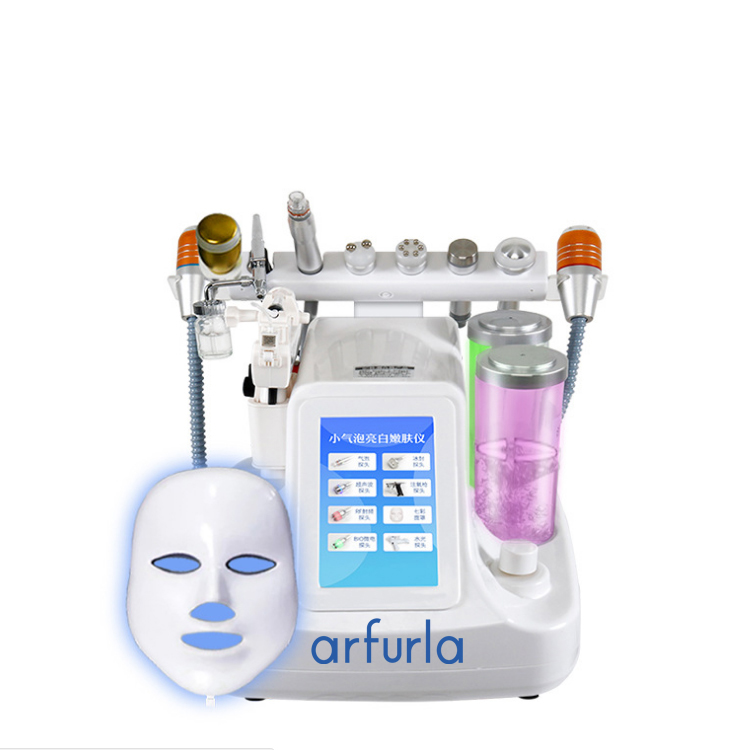 Alibaba.com / 11 in 1 hydra dermabrasion facial beauty machine/hydra dermabrasion
