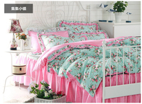 solid color polyester quilted bed spread fashion design
