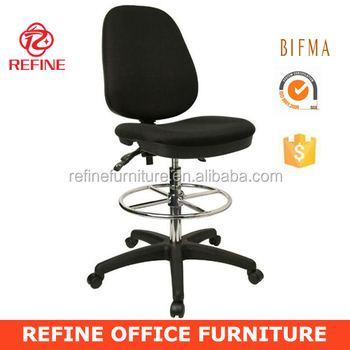 Remarkable Multifunctional Ergonomic Executive Office Drafting Chair With Footrest Rf Z027 Buy Drafting Chair Drafting Office Chair Drafting Chair With Creativecarmelina Interior Chair Design Creativecarmelinacom