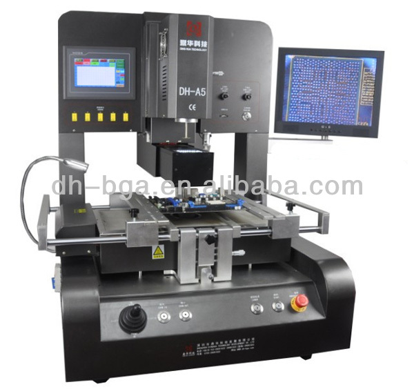 Automatic BGA Repair Station With Optical Alignment For All kinds Of Chips Maintenance