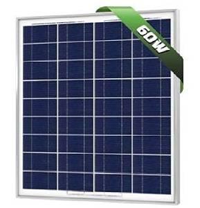 Polycrystalline Solar Panels 60W 12V