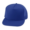 100% polyester cheap promotion trucker hat baseball caps without logo