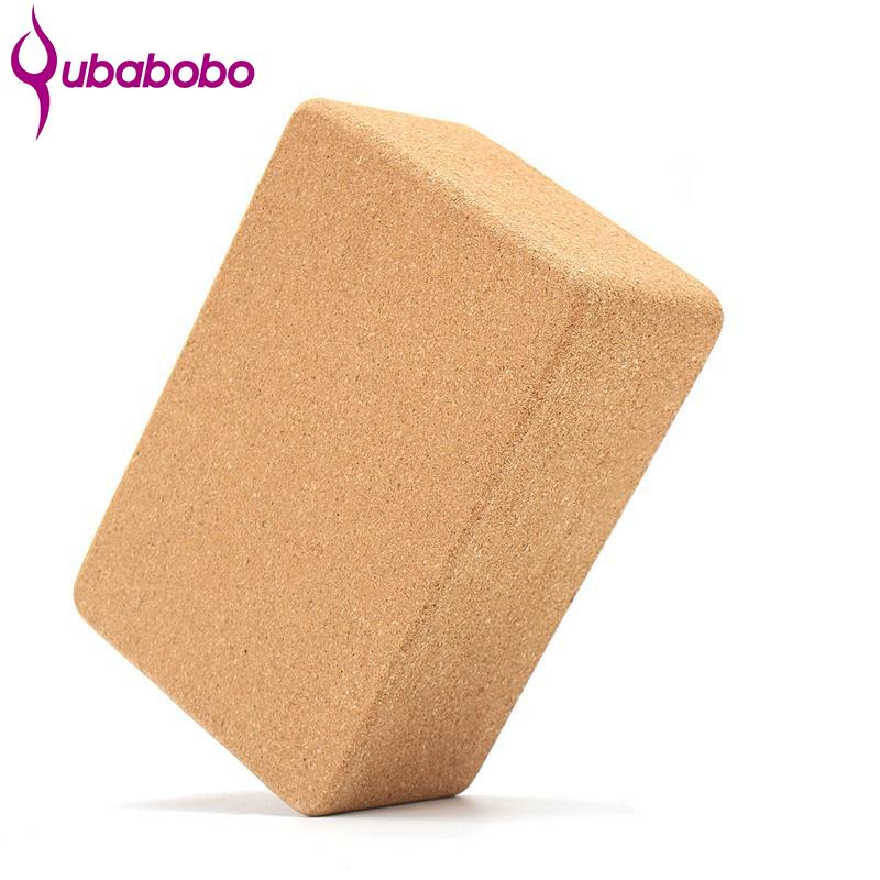c11b19a88a799 Fornecedores de equipamentos de ginástica ouro alta elastic yoga bloco  material de cortiça atacado