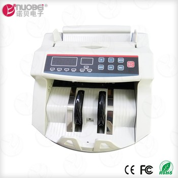 Automatic Portable Suitable World Wide Currency Kores Loose Note Counting Machine Price List Online