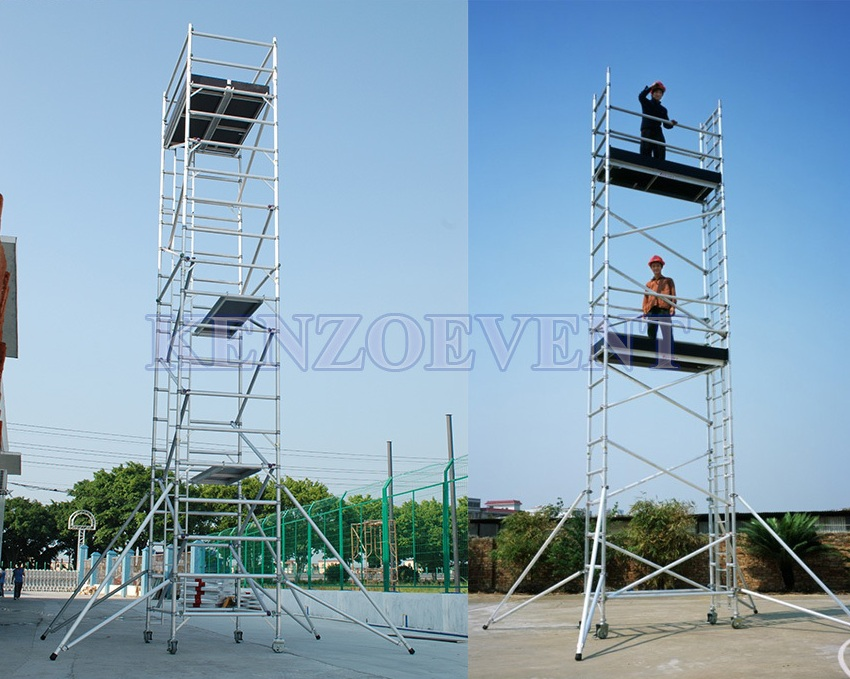 Second hand scaffolding towers for sale solar panel for led lights