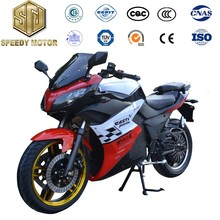 2017 Cool Adult 200cc Sport Bike, Zongshen Motor Single Cylinder 160km/h Racing Sports Motorcycle