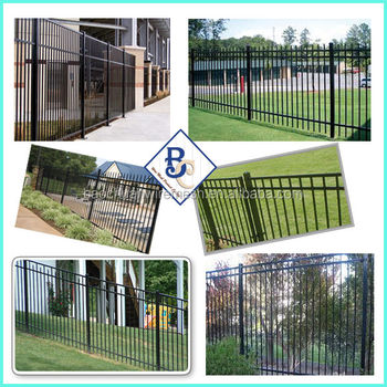 Plastic Garden Fence Kids Steel Fence