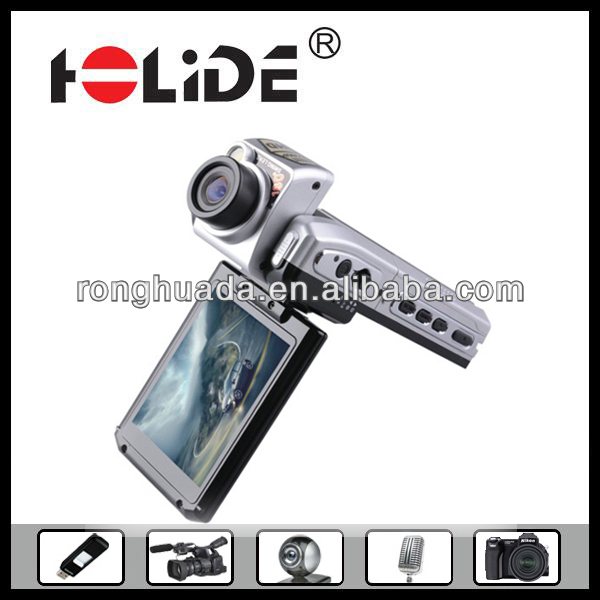 2014 new full hd vehicle car camera dvr video recorder