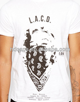 Factory price wholesale o-neck t-shirts thailand