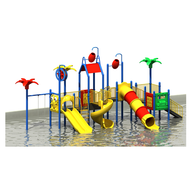 New design kids plastic water slides, mini water slide for sale