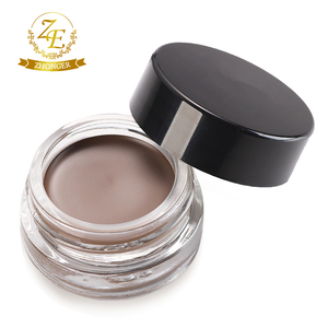 Professional Oem Longlasting Waterproof Eyebrow Dye Cream