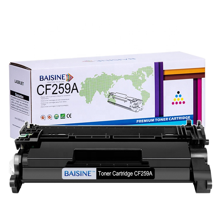 New Products Baisine 59A Compatible Toner Cartridge CF259A Compatible for HP LaserJet Pro M304a M404dn M404dw M404n M404 Printer