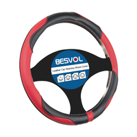 FX-P-180931 newly Fashion sport Genuine steering wheel cover
